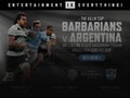 The Killik Cup - Barbarians V Argentina event picture