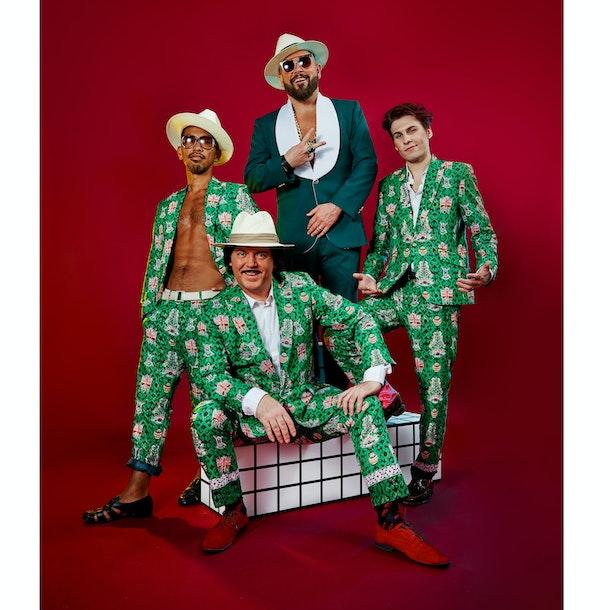 The Cuban Brothers Tour Dates