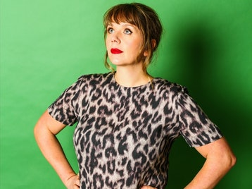 Headliners Chiswick: Kerry Godliman, Chris Kent, Tim Clark picture
