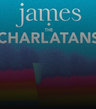 James + The Charlatans artist photo