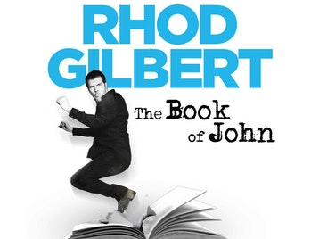 The Book Of John: Rhod Gilbert picture
