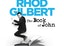 Rhod Gilbert announced 23 new tour dates