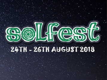 Solfest 2018: Lightning Seeds, The Fratellis, Goldie Lookin' Chain, Slamboree, Wille & The Bandits, Shooglenifty, The Lucid Dream, Cocos Lovers, Backyard Rhythm Orchestra, The Langan Band, Rob Heron & His Tea Pad Orchestra, Will Varley, Lost Colours, Soccer 96, Funke And The Two Tone Baby, Maxiroots, Loonaloop, Tarantism, Captain Hotknives, Sigil, Grinny Grandad, Tea Tree, DJ Instinctive, Dawn Foster, Whipp, Konitki Suite, Ponyland, Mansion Of Snakes, Paddy Steer, Molly's Lips, Fading Face, Smokin Coconuts, Eabhal, Martha Hill, Alabaster DePlume, Ubunye, Helenonearth, Reptiliians, Roz Slumans Evolution: Sax Anthems Band, The Borgias, The Social Ignition, Pepperjam, The Postcard Band, Beachmaster, Deep.Sleep, The Hostiles, Melanie Baker, Kendra France, Bluejam, Homegrown DJs, Dead Horse Gang, Jonny Thieves, Gaz And Daz, Dansi picture
