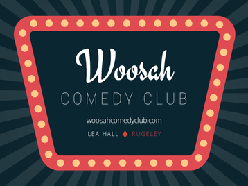 Woosah Comedy Club Variety Show: The Superskas, Tony Law, Arthur Smith, Daliso Chaponda, Steve Shanyaski picture