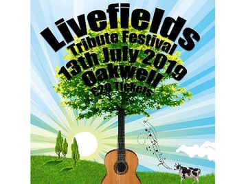 Livefields Festival: The Clone Roses, Definitely Might Be, The Antarctic Monkeys, These Smiths, Lucky Man picture