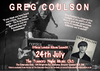 Flyer thumbnail for The Tuesday Night Music Club: Greg Coulson