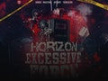 Horizon - Excessive Force: Art of Fighters, Meccano Twins, Deathmachine event picture