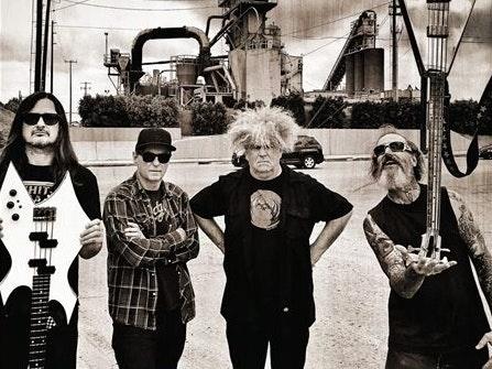 (the) Melvins Tour Dates