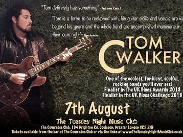 The Tuesday Night Music Club: Tom C Walker picture