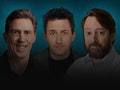 Brydon, Mack And Mitchell - Town To Town: Rob Brydon, Lee Mack, David Mitchell event picture