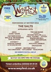 Flyer thumbnail for Weyfest: Aswad, Brother Strut, The Christians, Andrew Roachford, Outlander, Smith & Brewer,