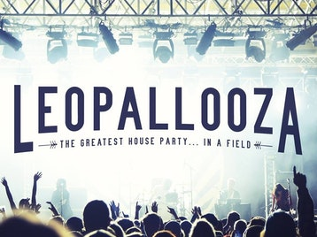 Leopallooza 2019: Friendly Fires, The Vaccines, Feeder, Elvana, Flyte, Franc Moody, Gengahr, Heavy Lungs, King Charles, Paris Youth Foundation, The Pale White, Psychedelic Porn Crumpets, Sophie And The Giants picture