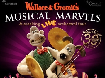 Wallace & Gromit's Musical Marvels picture