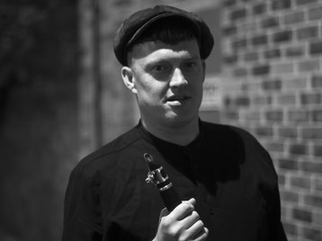 Profoundly Blue: Adrian Cox picture