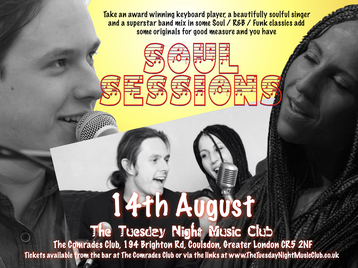 The Tuesday Night Music Club: Soul Sessions picture