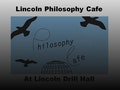 Philosophy Café event picture