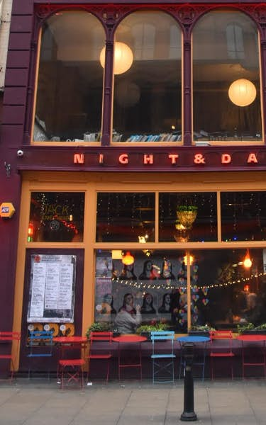 Night & Day Cafe Events