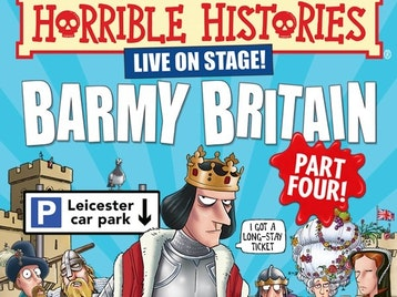 Barmy Britain - Part Four!: Horrible Histories picture