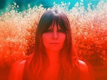 Liela Moss (The Duke Spirit) artist photo