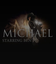 Michael Starring Ben - The Magic of Michael Jackson artist photo