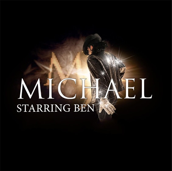 Michael Starring Ben - The Magic of Michael Jackson