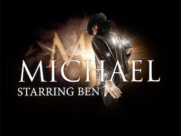 f59eca08aabe9 Ben - The Ultimate Michael Jackson Tribute Tickets at New Theatre Oxford