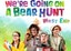 We're Going On A Bear Hunt - win a pair of West End tickets