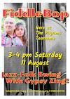 Flyer thumbnail for Brecon Festival Fringe: FiddleBop!