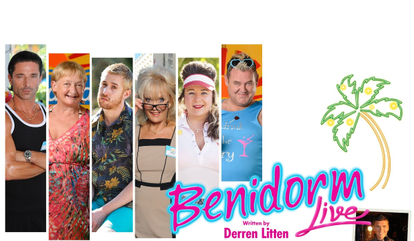 Benidorm - Live! (Touring), Jake Canuso, Adam Gillen, Janine Duvitski, Sherrie Hewson, Shelley Longworth, Tony Maudsley