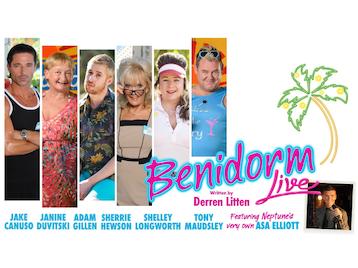 Benidorm - Live! (Touring), Jake Canuso, Adam Gillen, Janine Duvitski, Sherrie Hewson, Shelley Longworth, Tony Maudsley picture