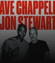 Dave Chappelle & Jon Stewart artist photo