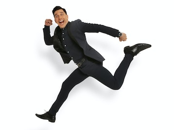 The Fast And The Curious: Russell Kane picture