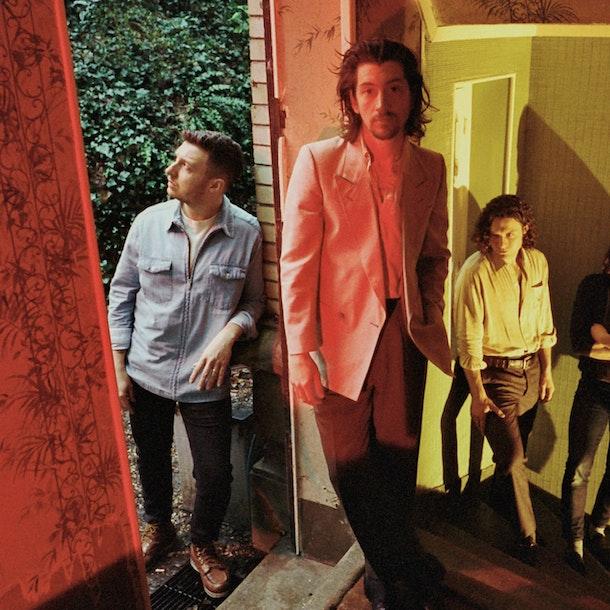 Arctic Monkeys Tour Dates