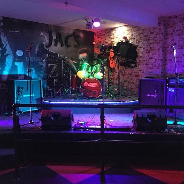 Jac's Music Venue Events
