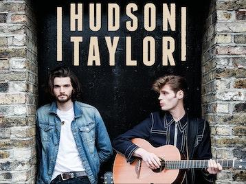 Hudson Taylor artist photo