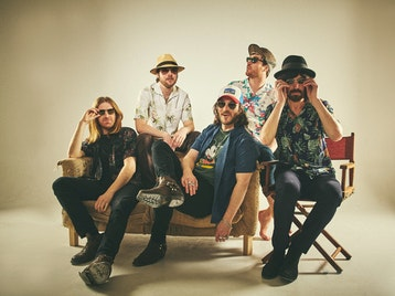 The Coral artist photo