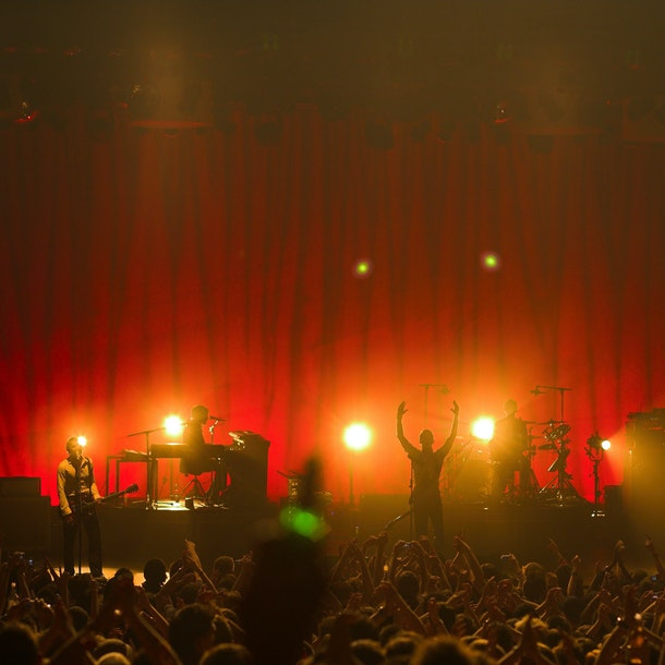 The Feeling Tour Dates