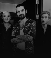 Biffy Clyro artist photo
