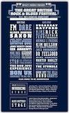 Flyer thumbnail for The Great British Rock and Blues Festival: Dare, Oliver Dawson Saxon, Rhino's Revenge, The John Verity Band, Mike Ross, Storm Warning, STAN, The Bon Jovi Experience, Bon UK, Sugaray Rayford & more