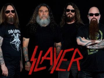 Slayer artist photo