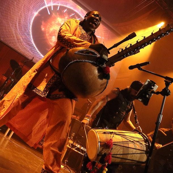 Afro Celt Sound System Tour Dates
