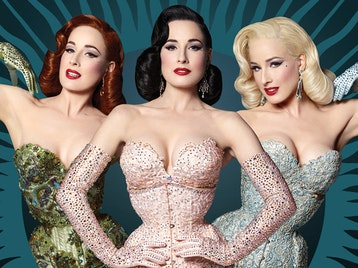 The Art Of The Teese: Dita Von Teese picture