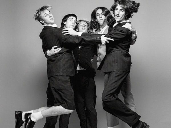 Parcels Tour Dates