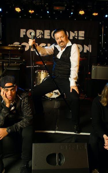 David Brent & Foregone Conclusion Tour Dates