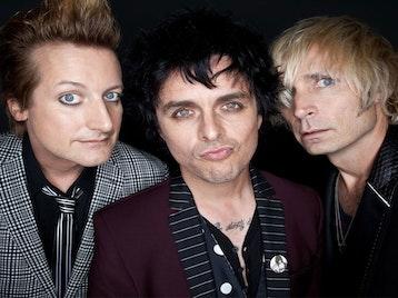 Green Day artist photo