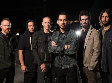 Linkin Park artist photo