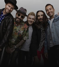 Backstreet Boys artist photo