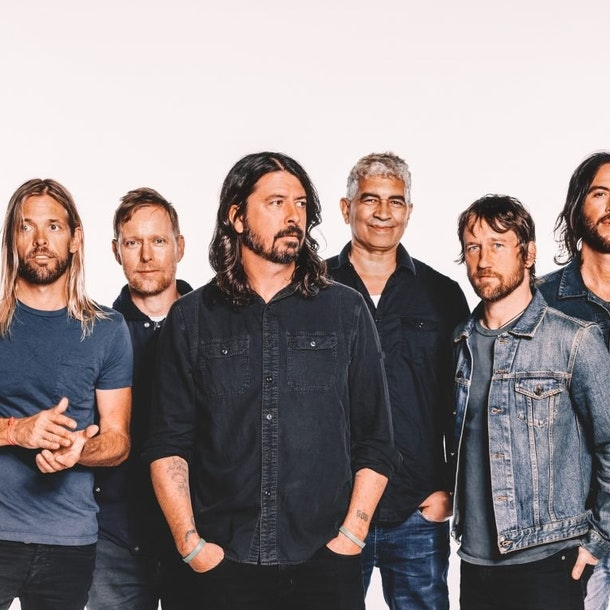 Foo Fighters Tour Dates