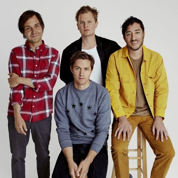 Grizzly Bear Tour Dates