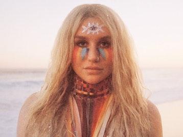 Kesha artist photo